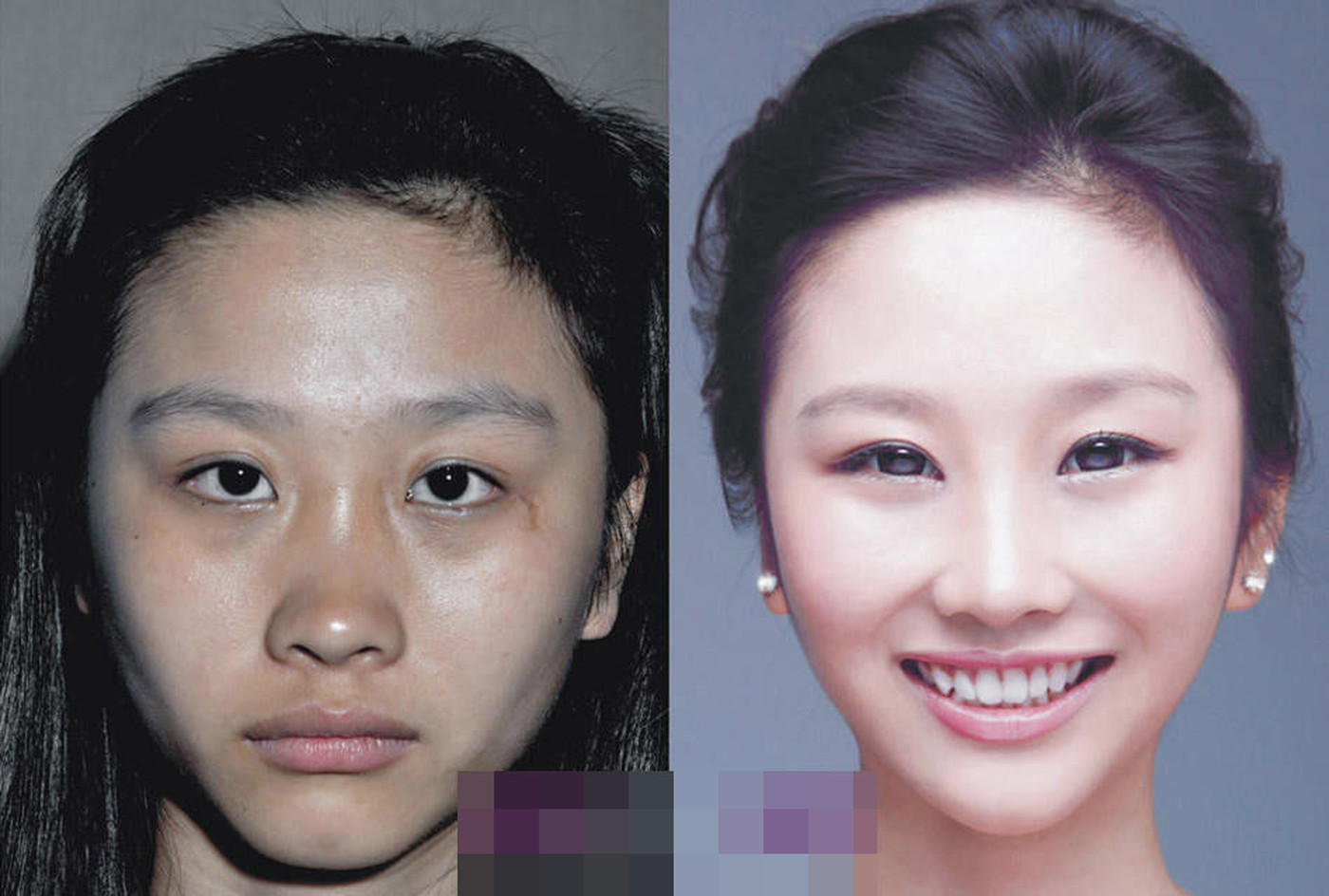 Зачем Кореянки Засовывают В Нос Ленточки