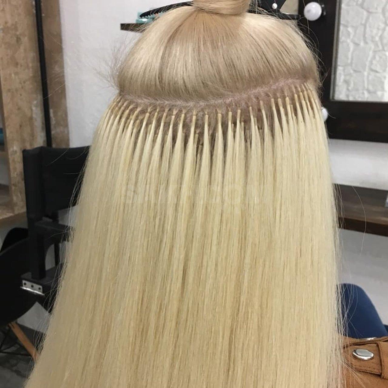 Коррекция нарощенных волос на капсулах: полное описание процедуры