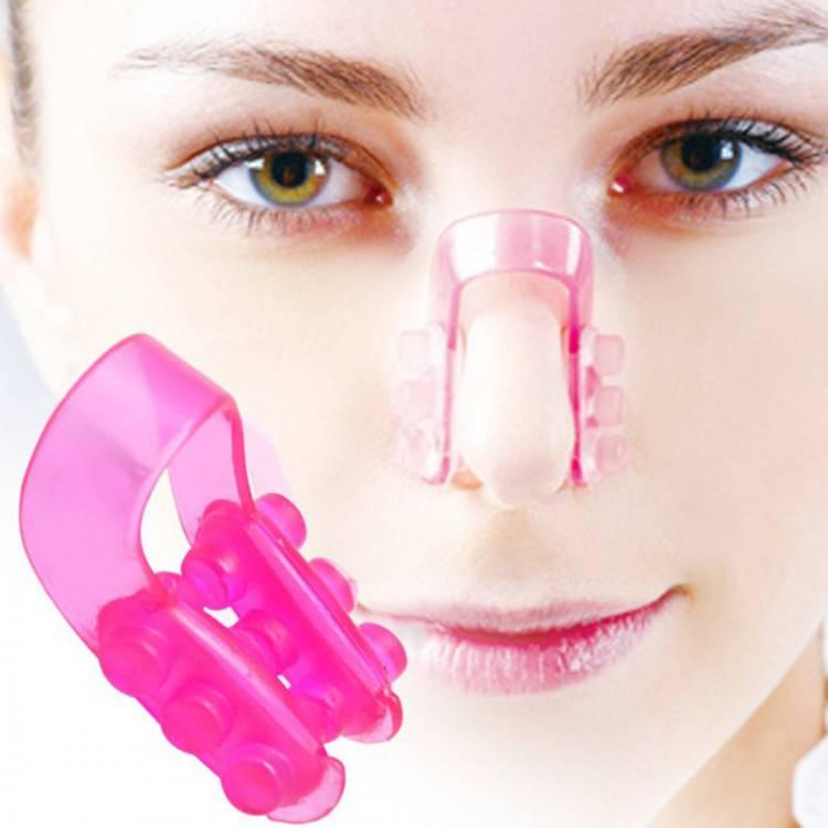 Реально ли помогает лангетка ринокоррект для коррекции носа?