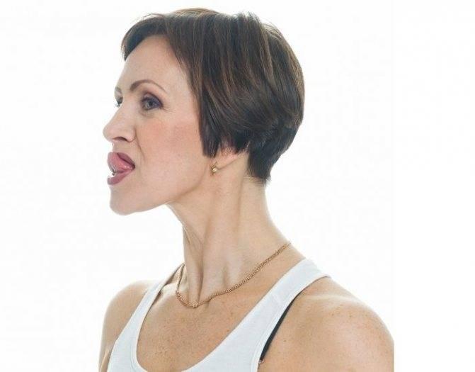 Полный список упражнений для гимнастики лица после 50 лет от галины дубининой