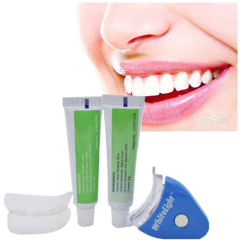 Капы для отбеливания зубов • как сделать зубы белее