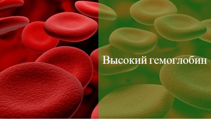 Гемоглобин перед месячными снижается или повышается