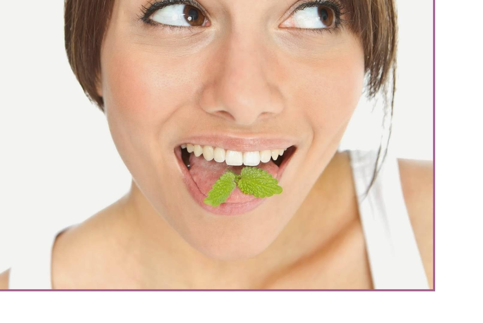 Как лечить запах изо рта народными средствами у взрослых людей
