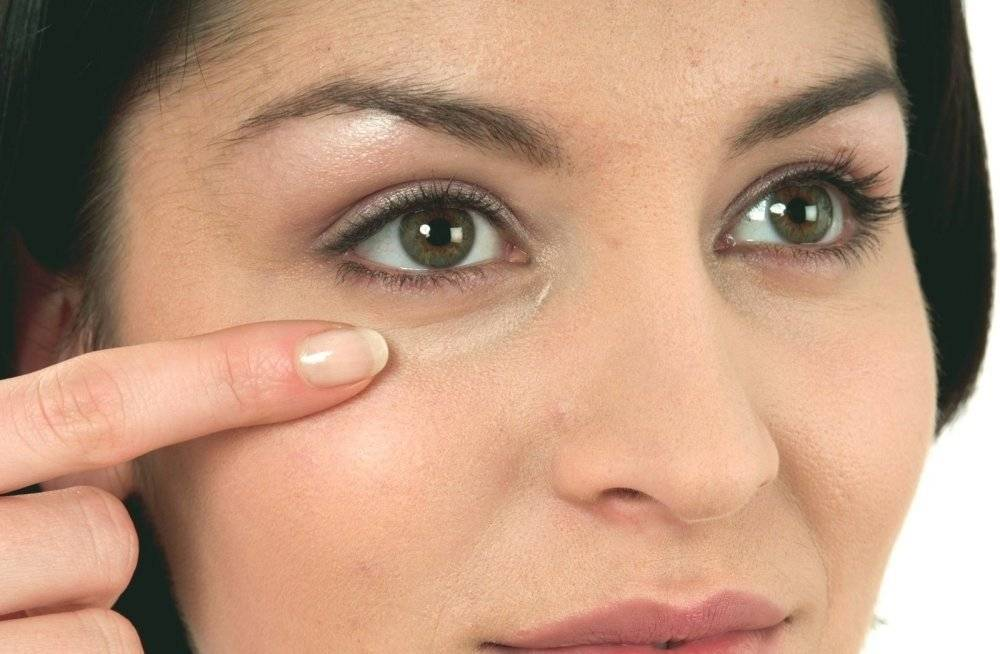 Как быстро убрать мешки под глазами без операции за 1 день!