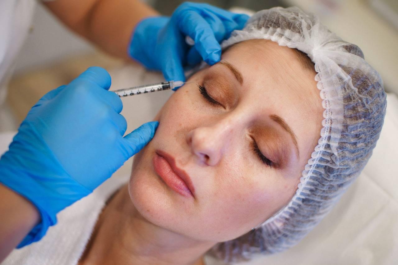 Инъекции ботокса от морщин — эффективность методики