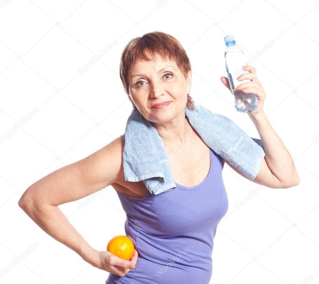 Похудеть при климаксе: как это сделать?