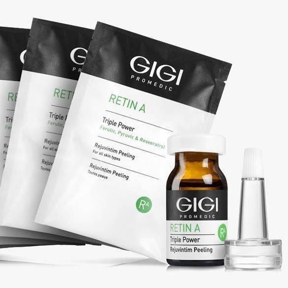 Пилинг gigi: широкая линейка препаратов для неизменно качественного результата