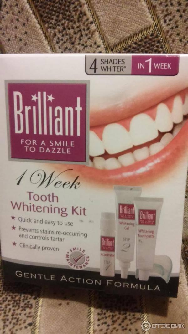 14 лучших отбеливающих зубных паст