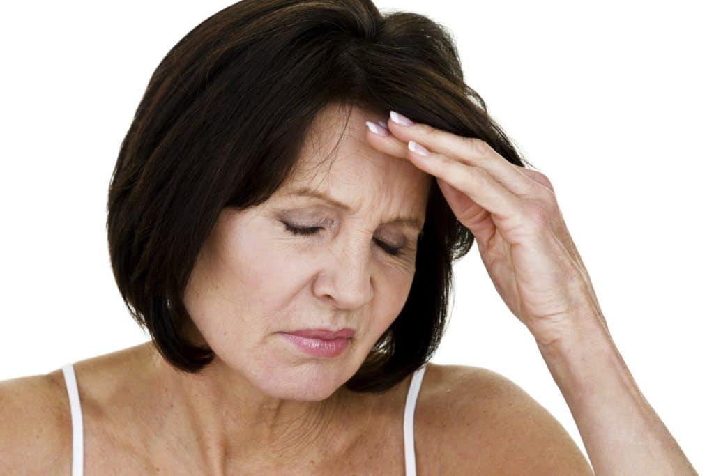 Признаки и симптомы появления головокружений в период климакса