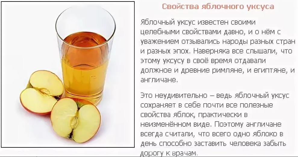 Проводим обертывание для похудения с яблочным уксусом