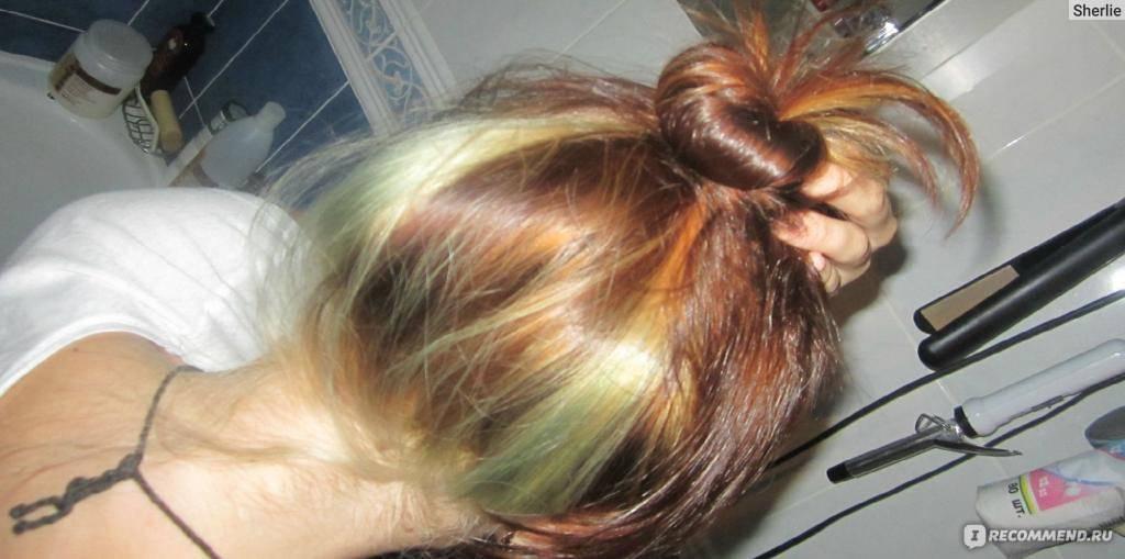 Почему во время месячных нельзя красить волосы?