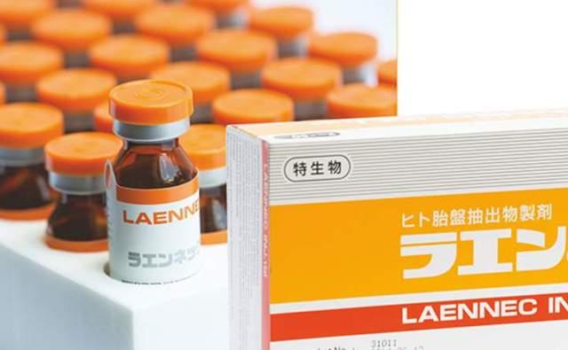 Японский препарат лаеннек: инструкция по применению