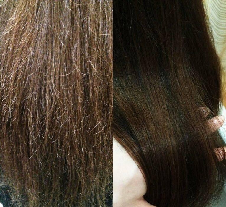 Полировка волос в домашних условиях: подробные инструкции