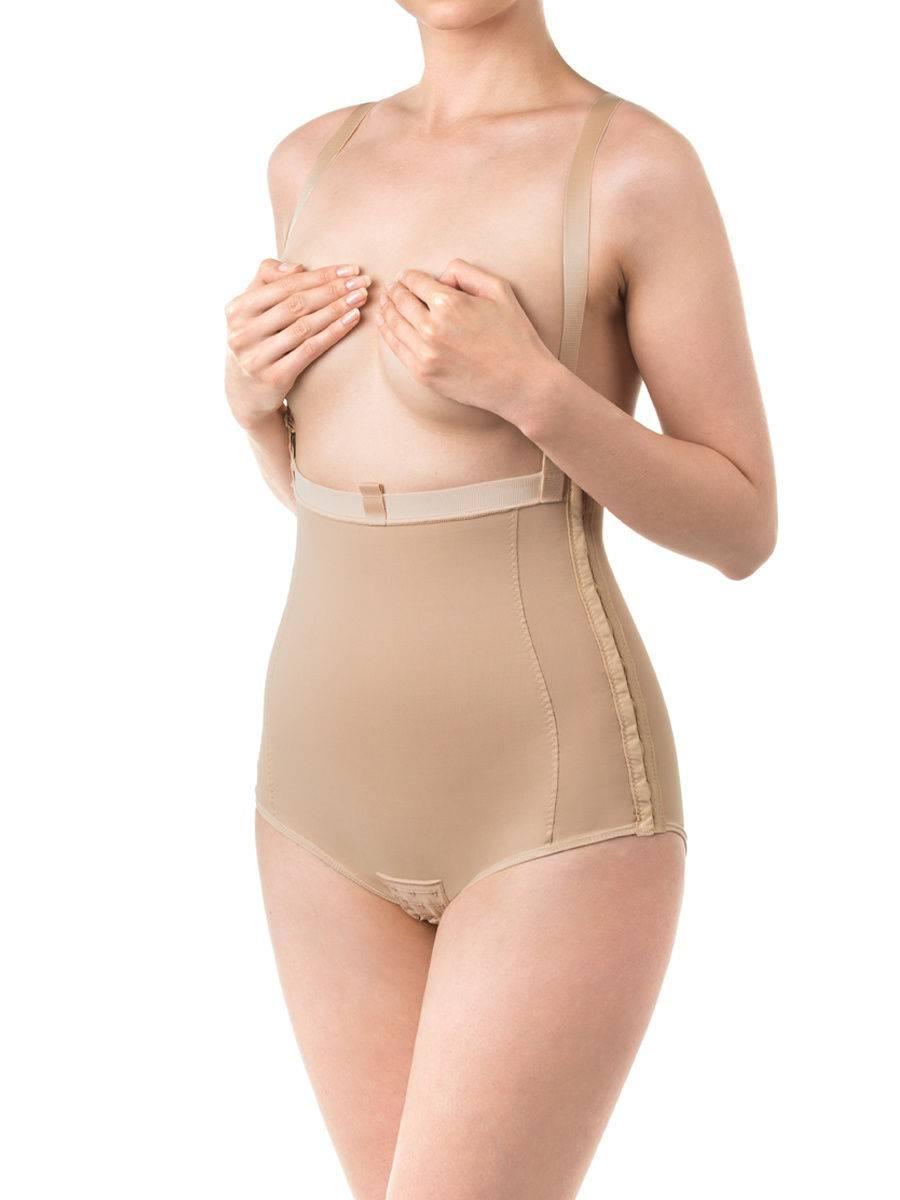 Как подобрать и сколько времени носить компрессионное белье после маммопластики