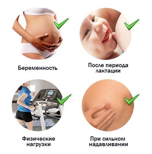 Когда у беременных в груди появляется молозиво и как оно выглядит, можно ли выдавливать выделения из грудных желез?
