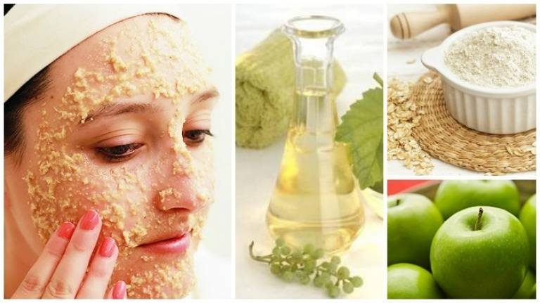 Масло виноградной косточки для лица:лучшие маски!