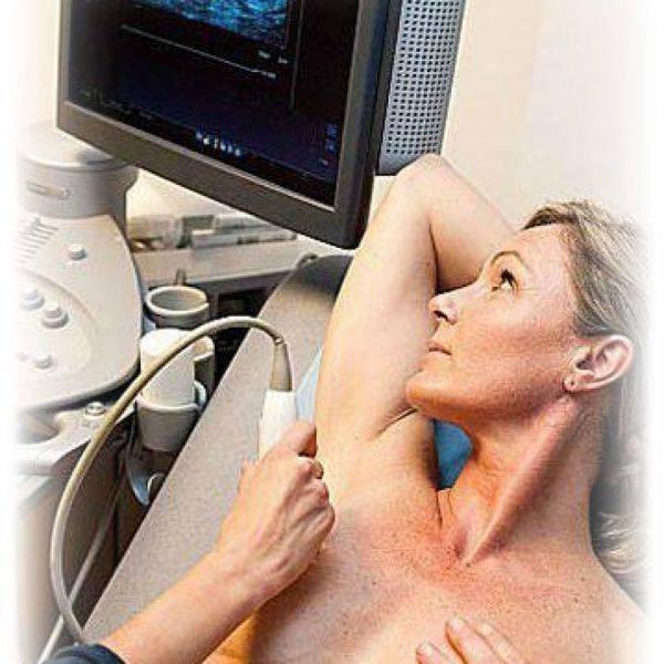 Узи молочных желез эхогенность повышена