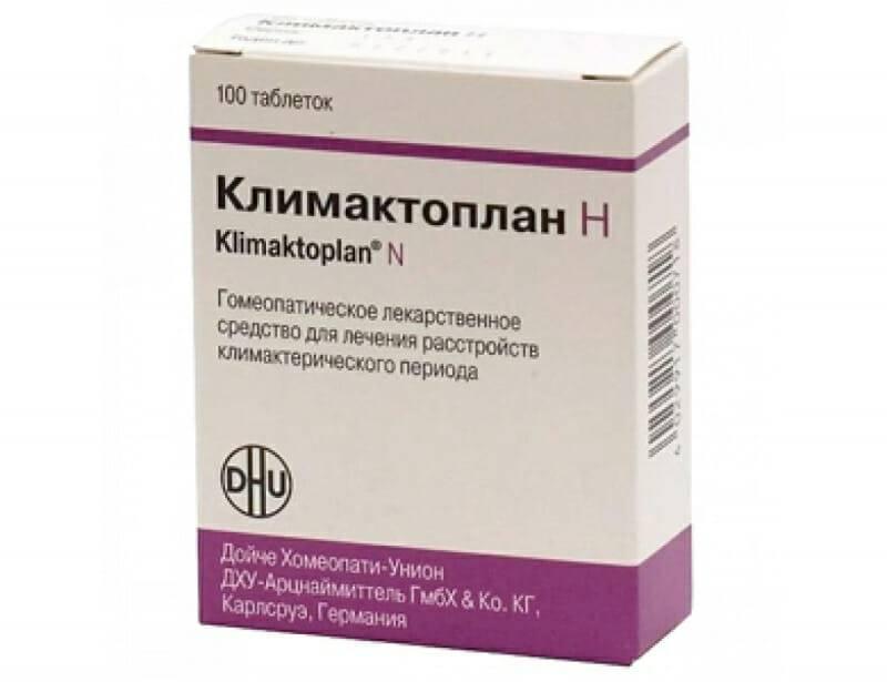 Эффективные гомеопатические препараты при климаксе