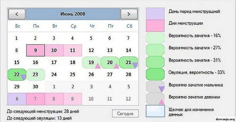 Поздняя овуляция и длинный цикл (+отзывы беременных!)