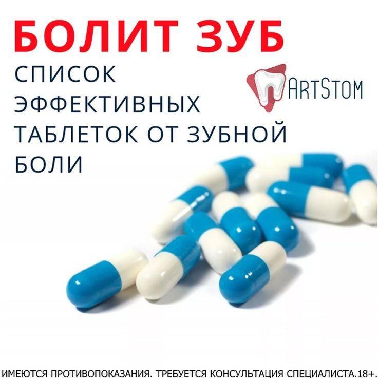 Цитрамон — поможет ли при зубной боли: как правильно использовать препарат?