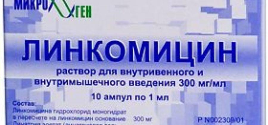 Эффективность линкомицина и его применение в стоматологии