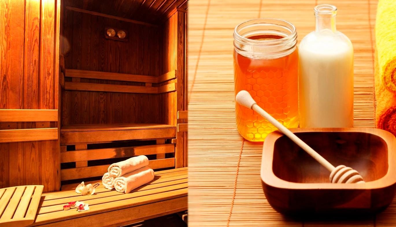 Маски для лица в бане: лучшие рецепты для омоложения