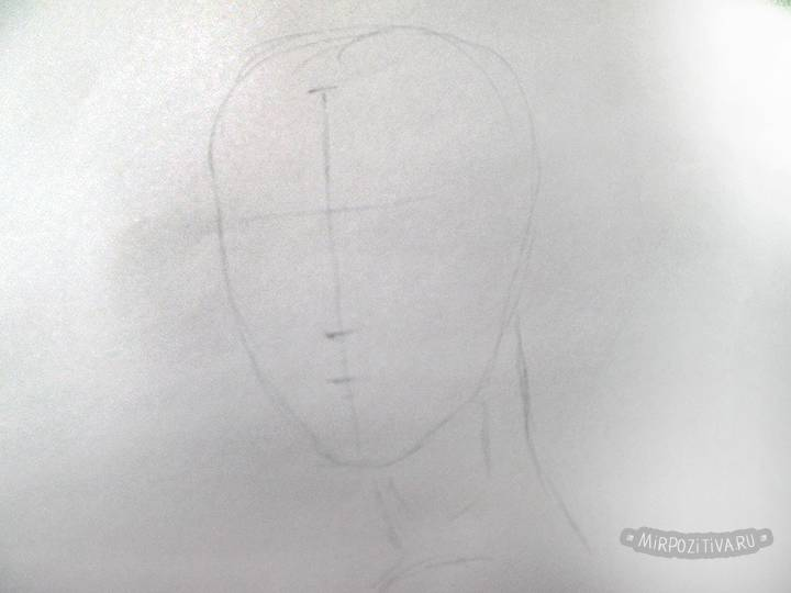 Пропорции лица человека при рисовании портрета: схема. идеальные пропорции лица