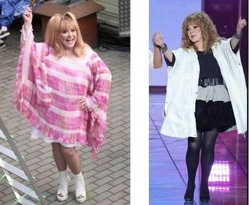 Последнее фото пугачевой после похудения: правдивый рассказ о том, как похудела алла пугачева – фото до и после снижения веса, секрет диеты