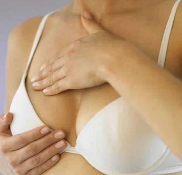 Причины набухания молочных желез перед менструацией
