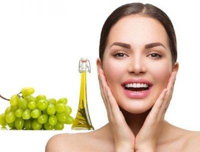 Виноградное масло от морщин на лице: лучшие домашние рецепты