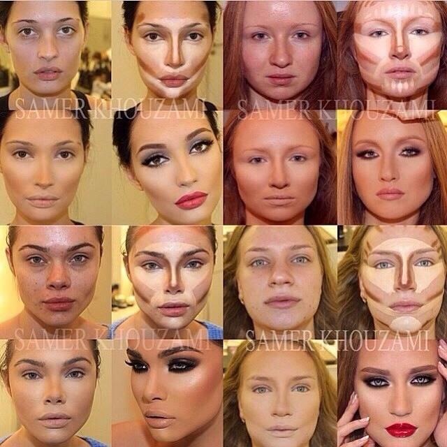 Как правильно наносить тональное средство на лицо. как выбрать тональный крем. как лучше наносить на лицо тональный крем: схема, советы, правила макияжа