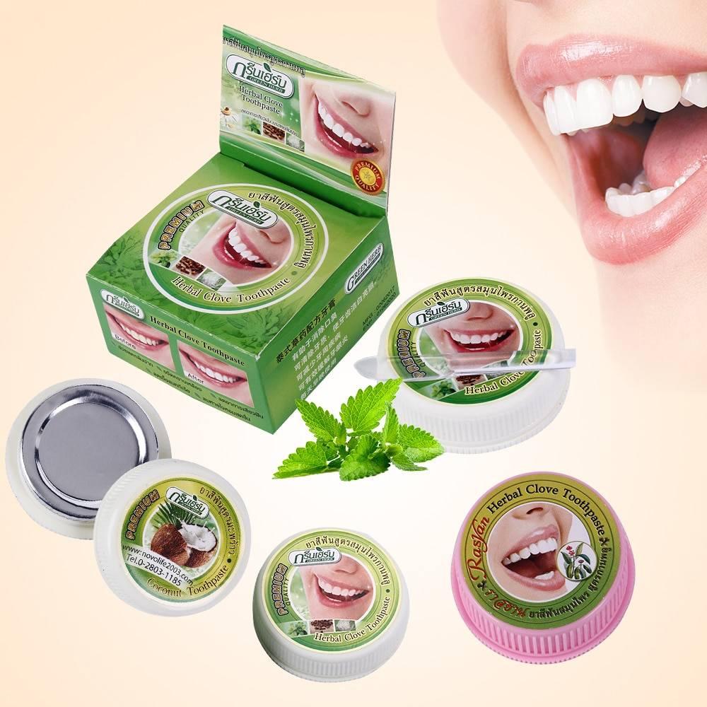 Зубная паста из тайланда: какую купить и как пользоваться, отзывы стоматологов, правила выбора