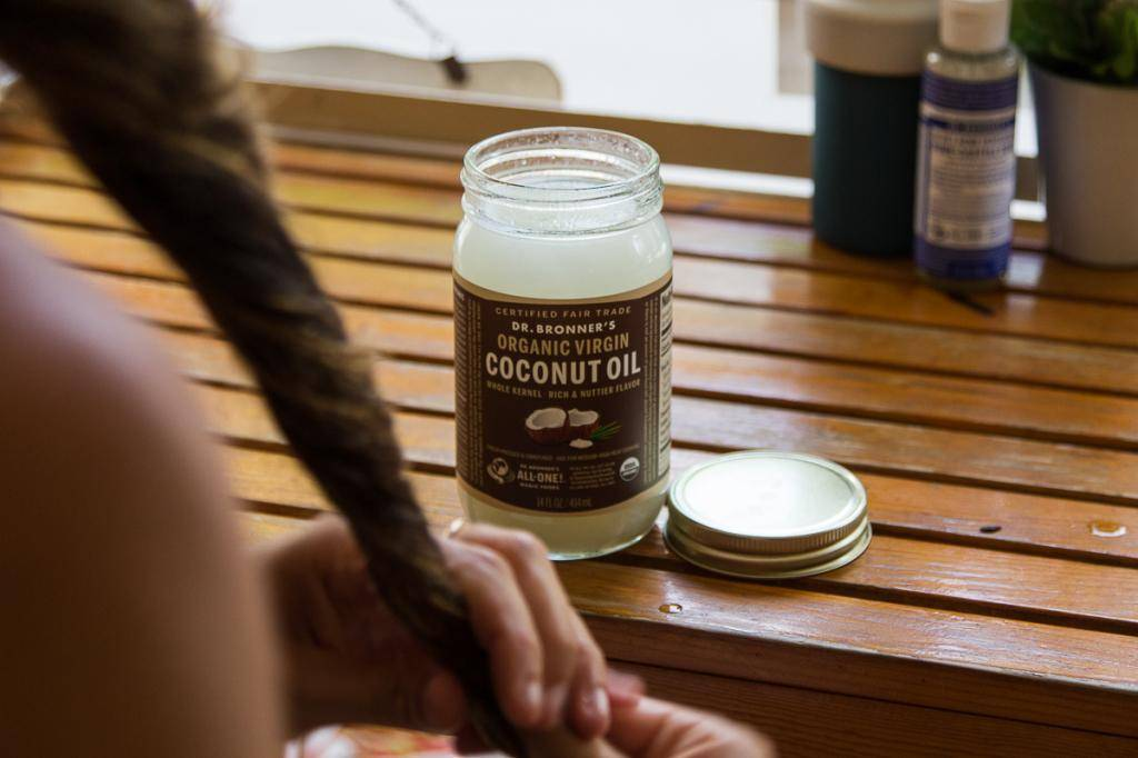 Как применять кокосовое масло для лечения розацеа