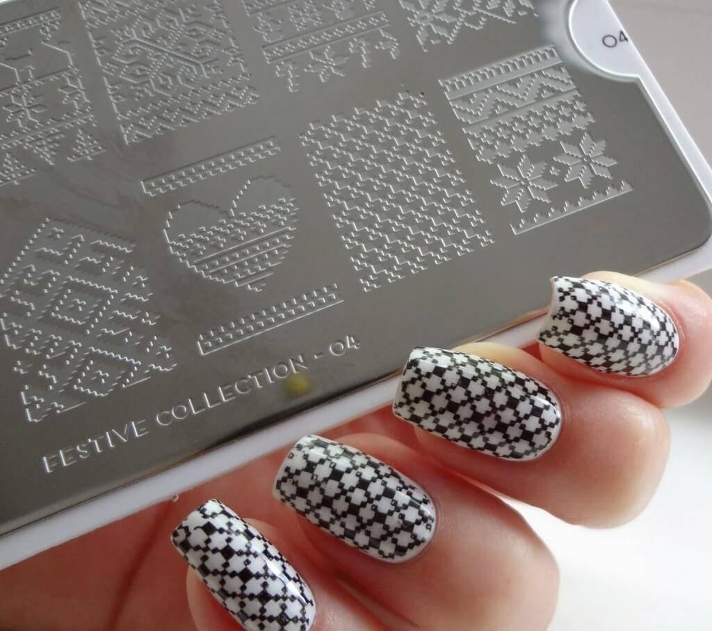 Стемпинг для ногтей — дизайн стемпинг гель лаком