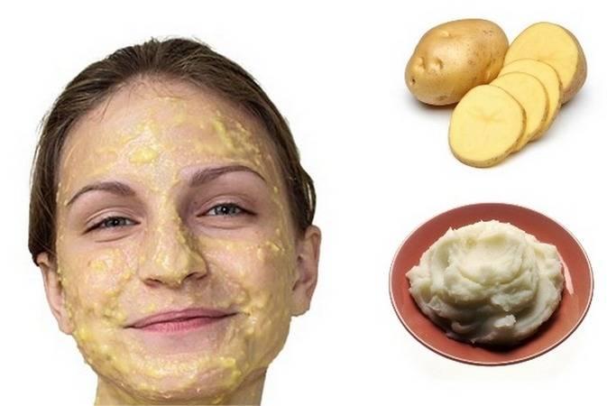 Картофель — незаменимый союзник в борьбе за здоровье кожи и волос