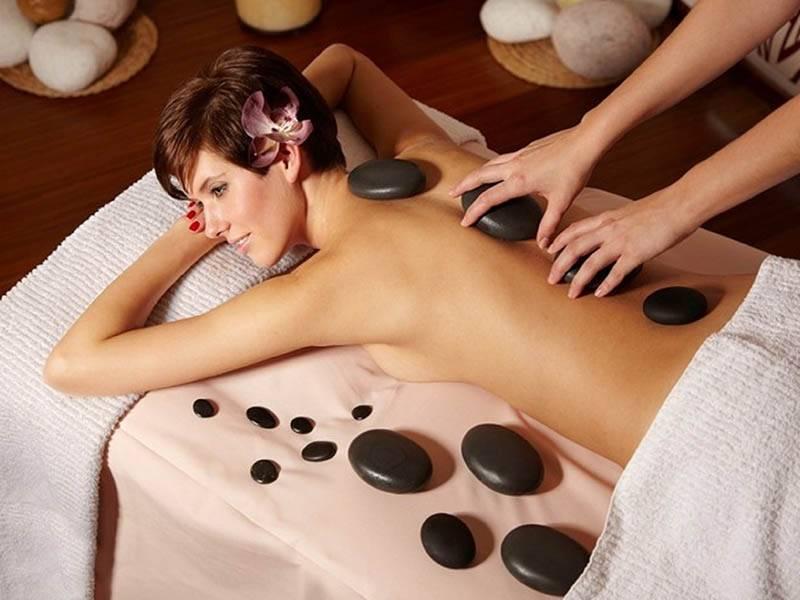 Техника стоун-терапии: описание процедур массажа камнями