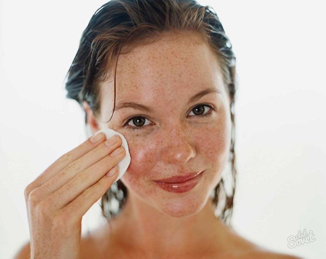 Как избавиться от жирной кожи лица в домашних условиях