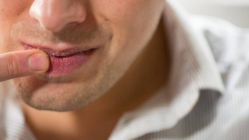 Самые эффективные методы лечения жжения языка при всд