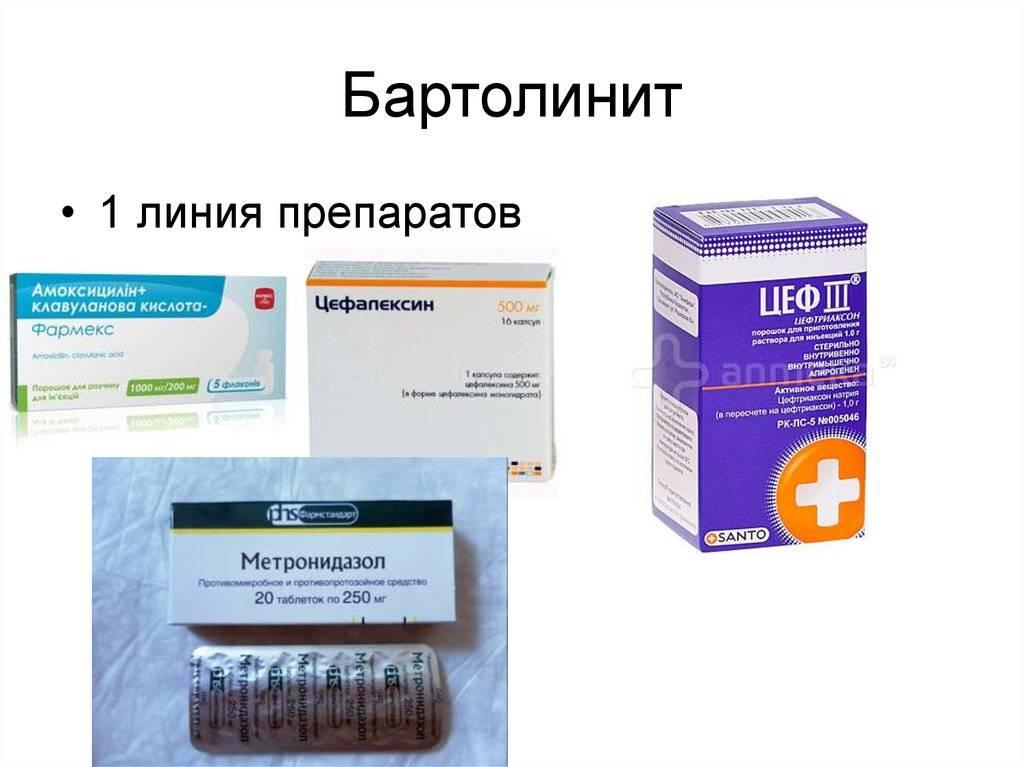 Воспаление бартолиновой железы — причины и лечение. как лечить бартолинову железу?