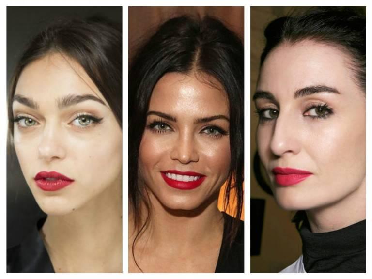 Как подобрать цвет губной помады?