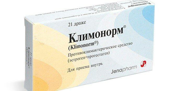 Обзор эффективных таблеток при климаксе