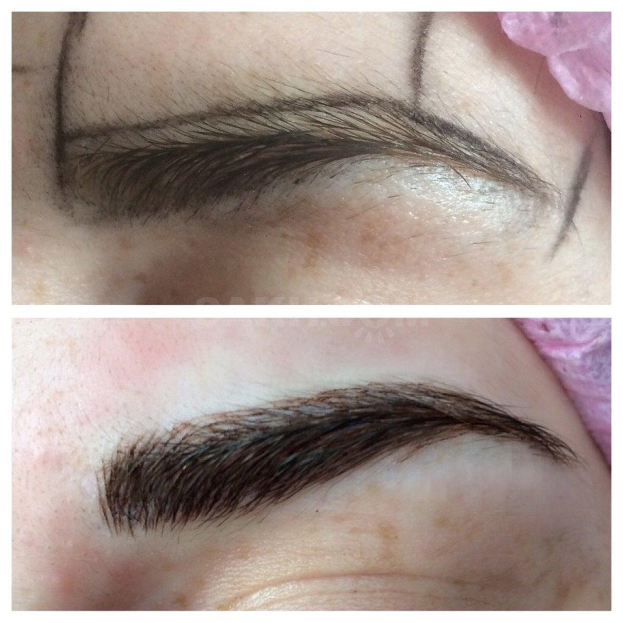 Подойдет ли хна для волос для окрашивания бровей