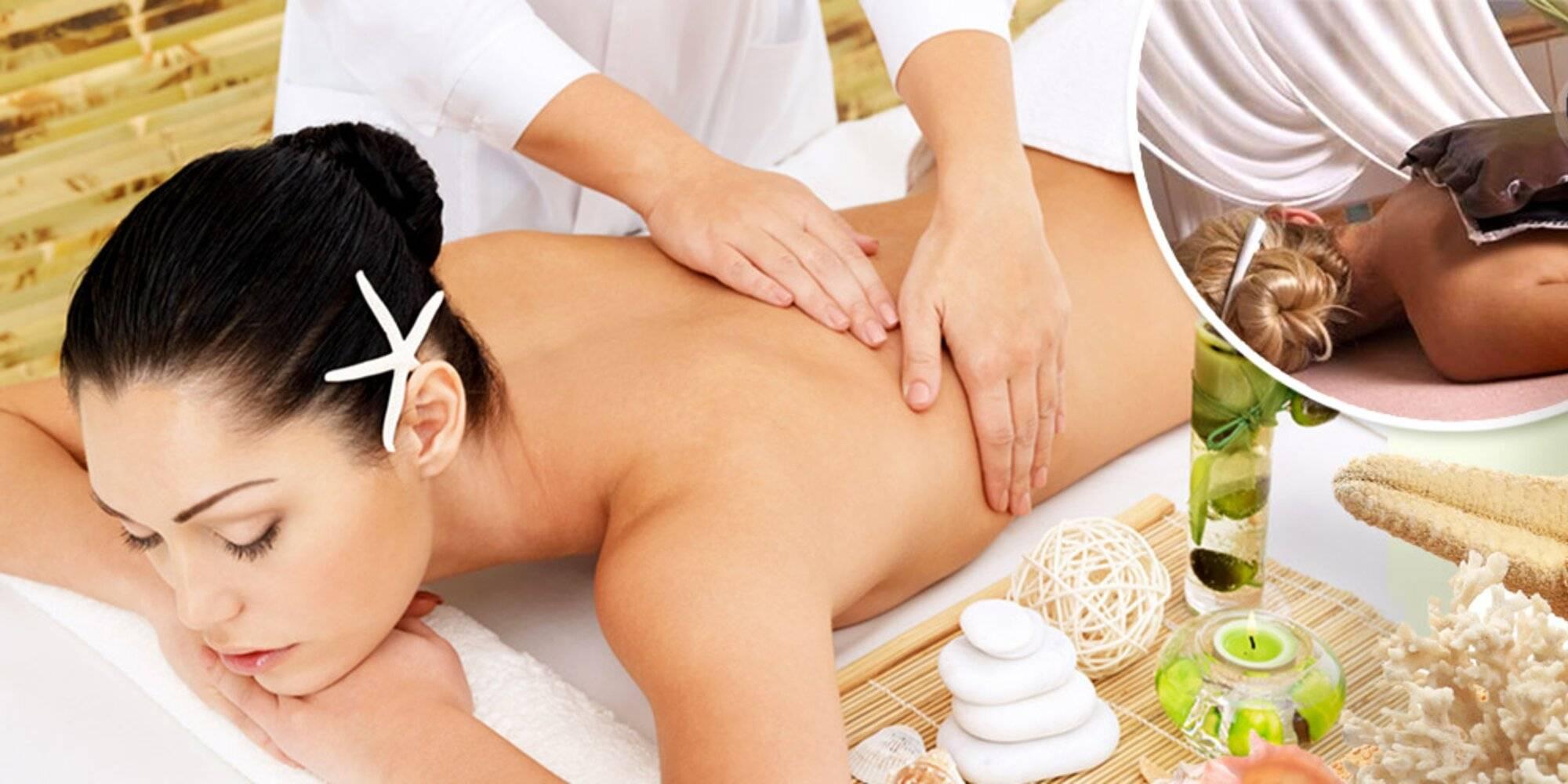 Лимфодренажный массаж для тела и лица