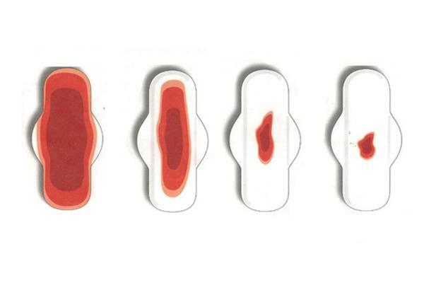 Сколько крови теряет женщина во время месячных дней