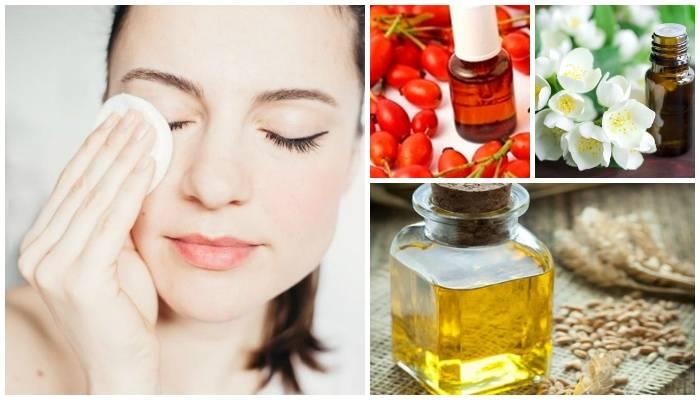 Витамин е для кожи лица маски вокруг глаз