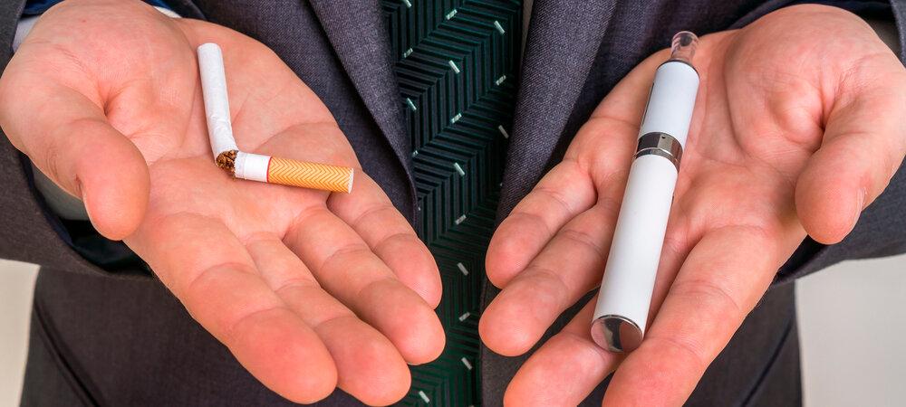 Пытливые умы курильщиков в поисках способа выкурить стик от igos как обычную сигарету