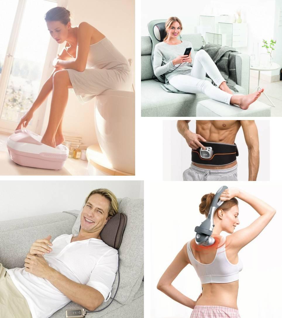 Электрический массажер: обзор достоинств и инструкция по использованию универсальных устройств для массажа всего тела