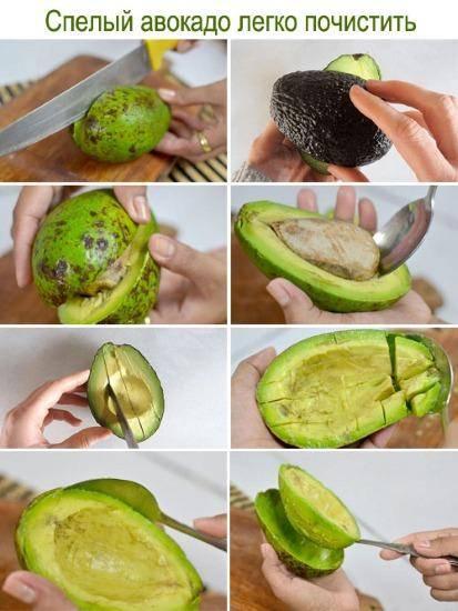 Авокадо для кожи лица. маски для лица из авокадо: питание, омоложение