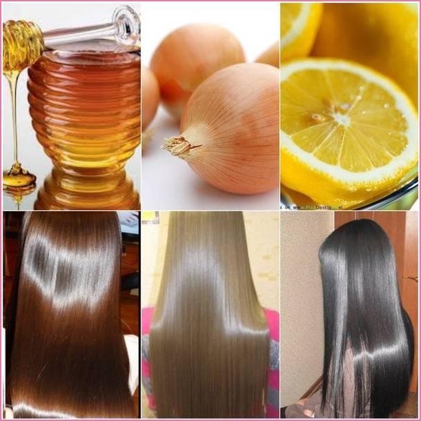 8 топовых луковых масок для волос против выпадения: скажи «нет!» лысой голове!