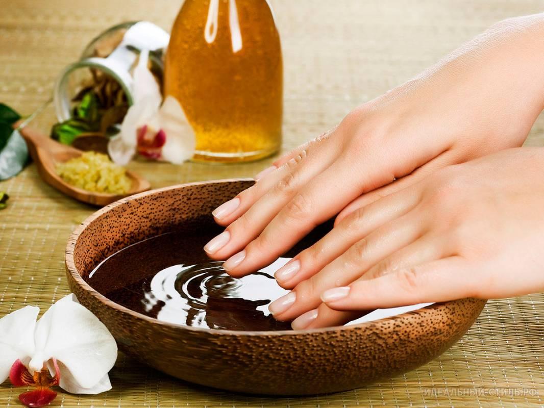 Эфирные масла для ногтей и кутикулы, 8 рецептов